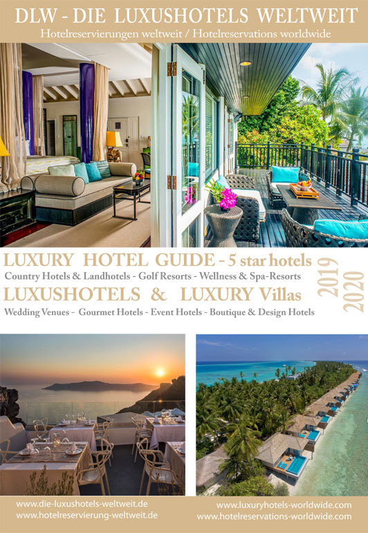 Luxury Hotels catalogue 2019 / 2020